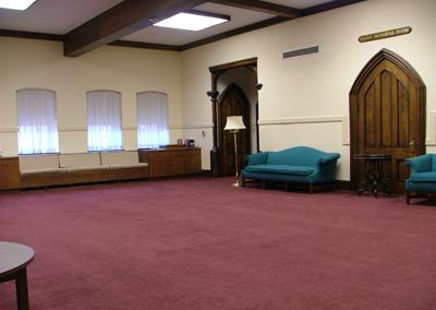 The Memorial Room